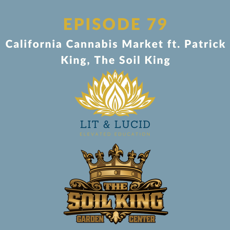 California Cannabis Patrick King