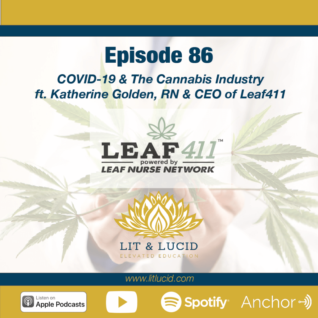 COVID-19 Cannabis Industry Leaf411