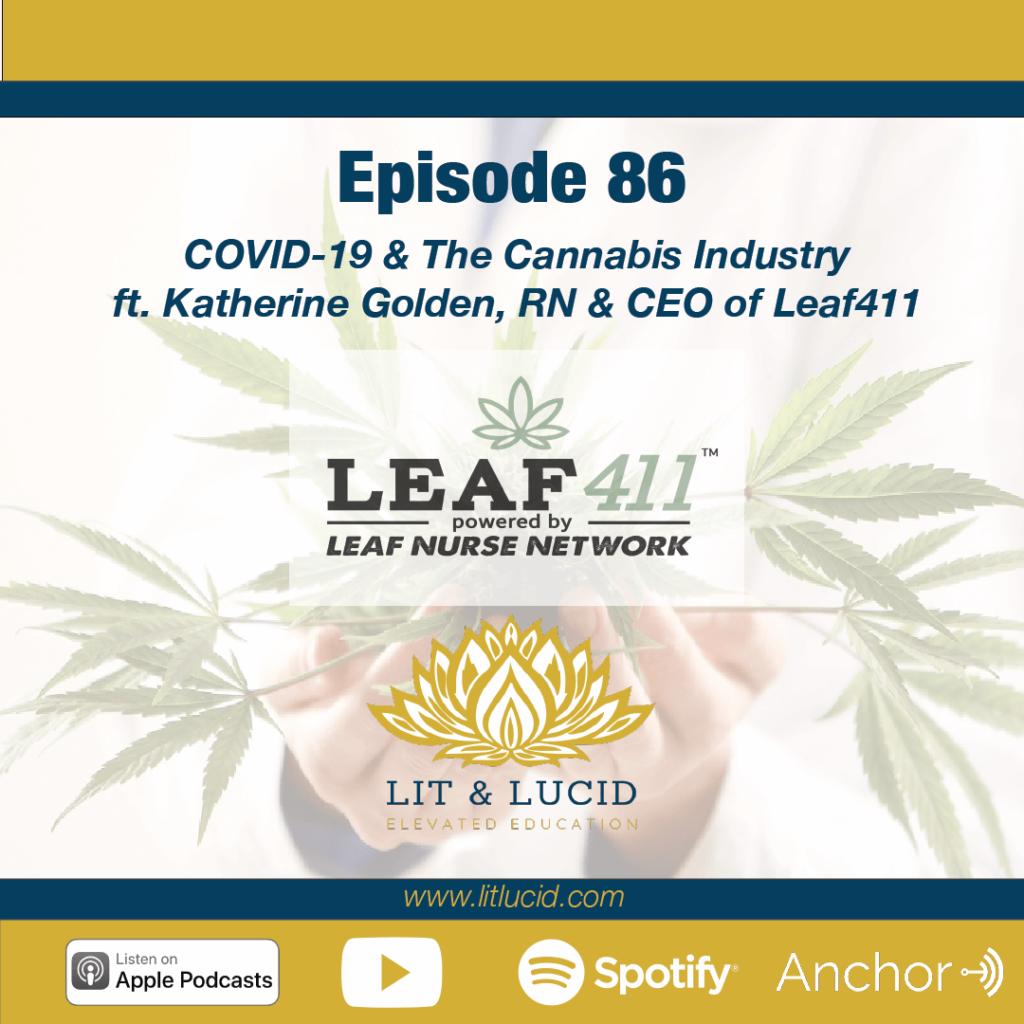 COVID-19 Cannabis Industry Leaf411