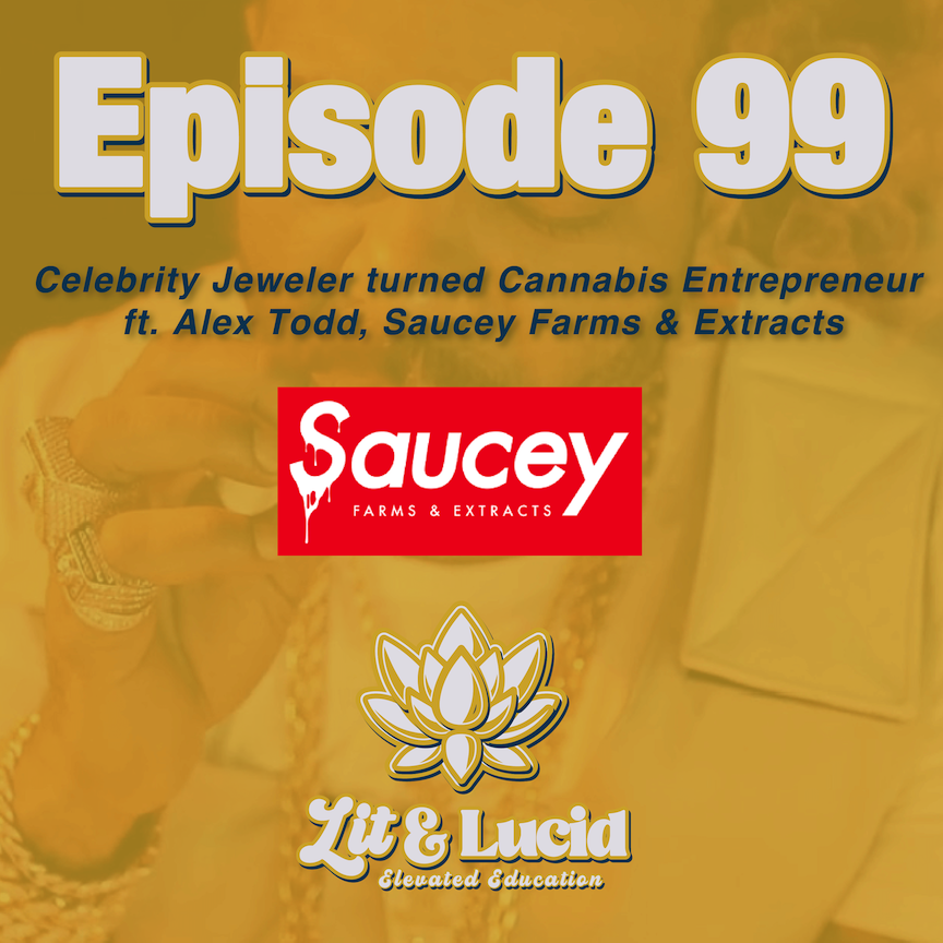 Alex Todd Cannabis Entrepreneur Saucey Extracts