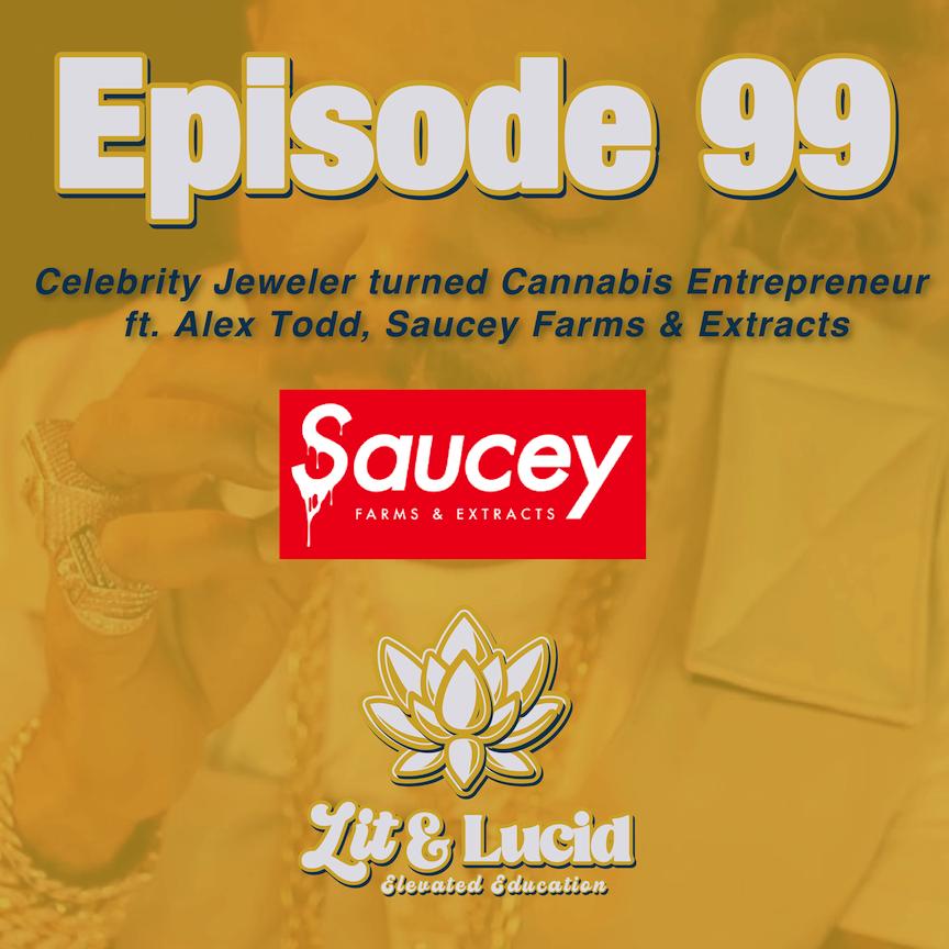 Alex Todd Cannabis Entrepreneur Saucey Extracts