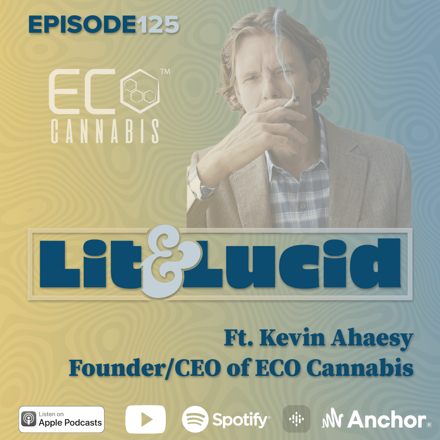 ECO Cannabis Kevin Ahaesy